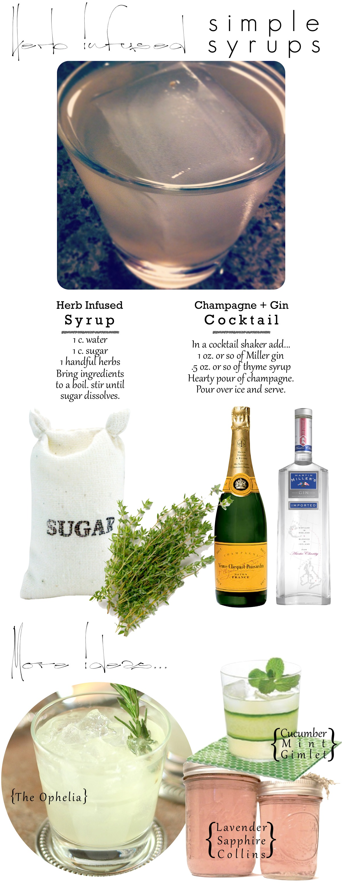 Herbs Two Ways: Pizza + Cocktails | Jane About Town