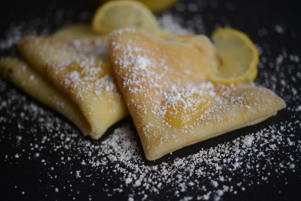 lemon curd crepes